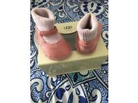 Ugg pram shoe