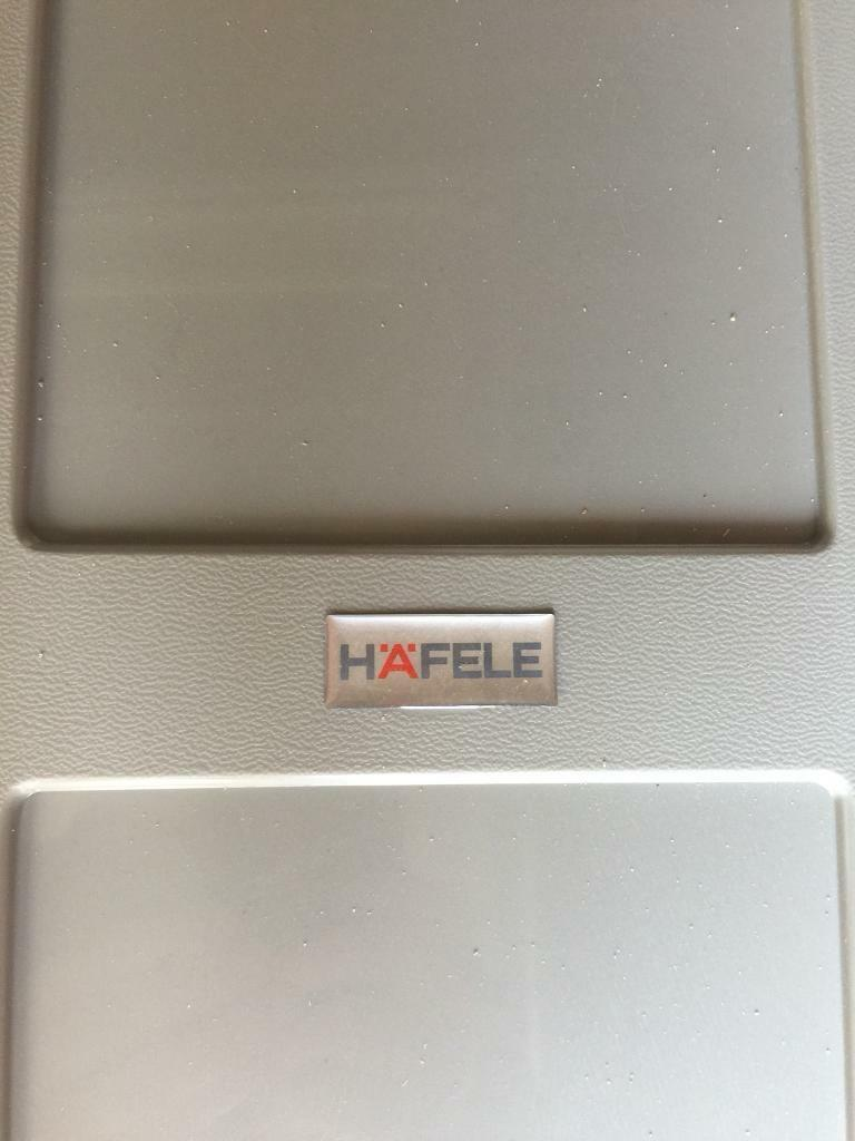 Hafele Integrated Kitchen Waste Bin