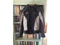 """Hein Gericke Men's Motorbike Jacket fits 42"""" Chest"""