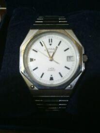 Unisex Rotary Wristwatch