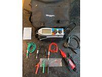 MEGGER MFT 1502/2 Electrical Tester
