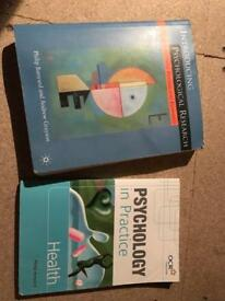 Psychology a level books