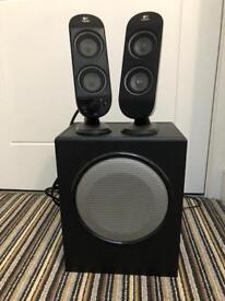 Logitech x530 Speaker Set