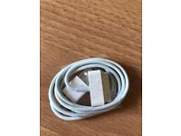Apple charger cable