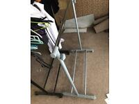 Portable clothes rail free stand ( two colours available)