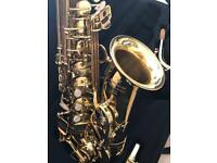 Saxophone Brahner AS-405B with case