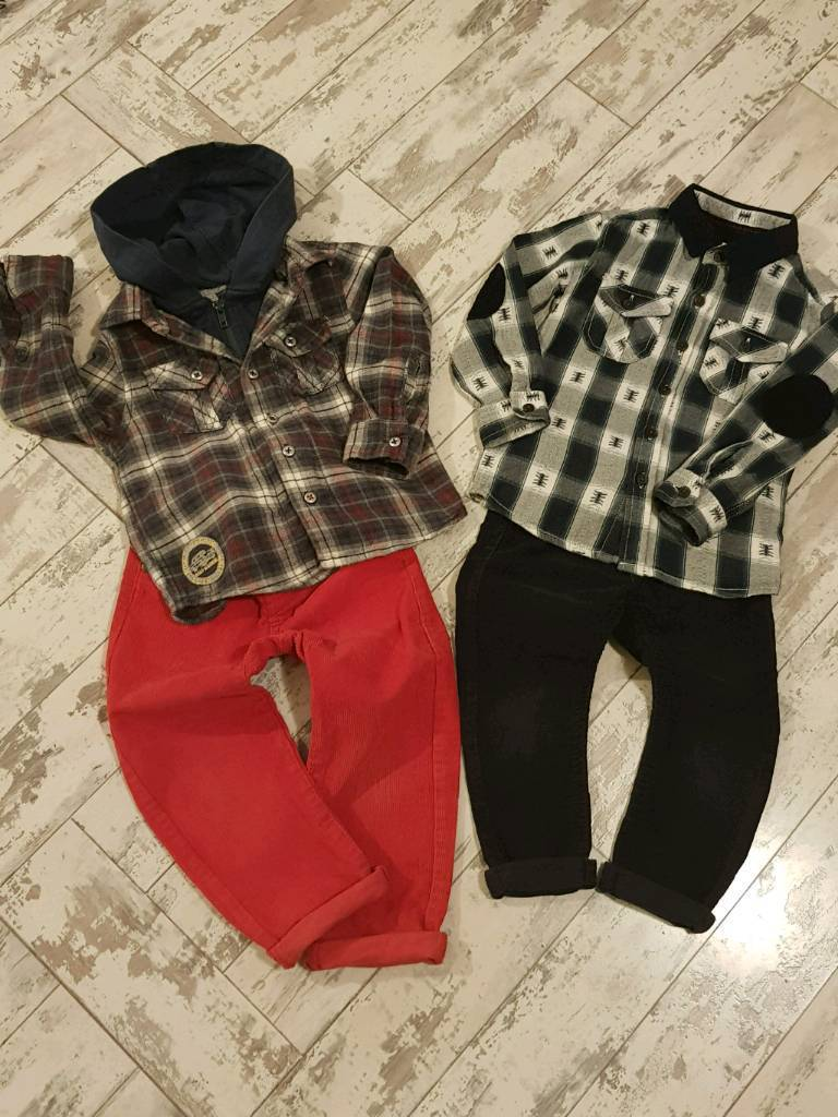 Boys 2-3 Bundle