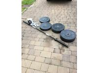 Barbell & Bumper Package