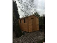 Garden sheds summer houses and much more