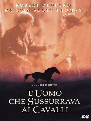 Dvd L'uomo che Sussurrava ai Cavalli - (1998) ........NUOVO
