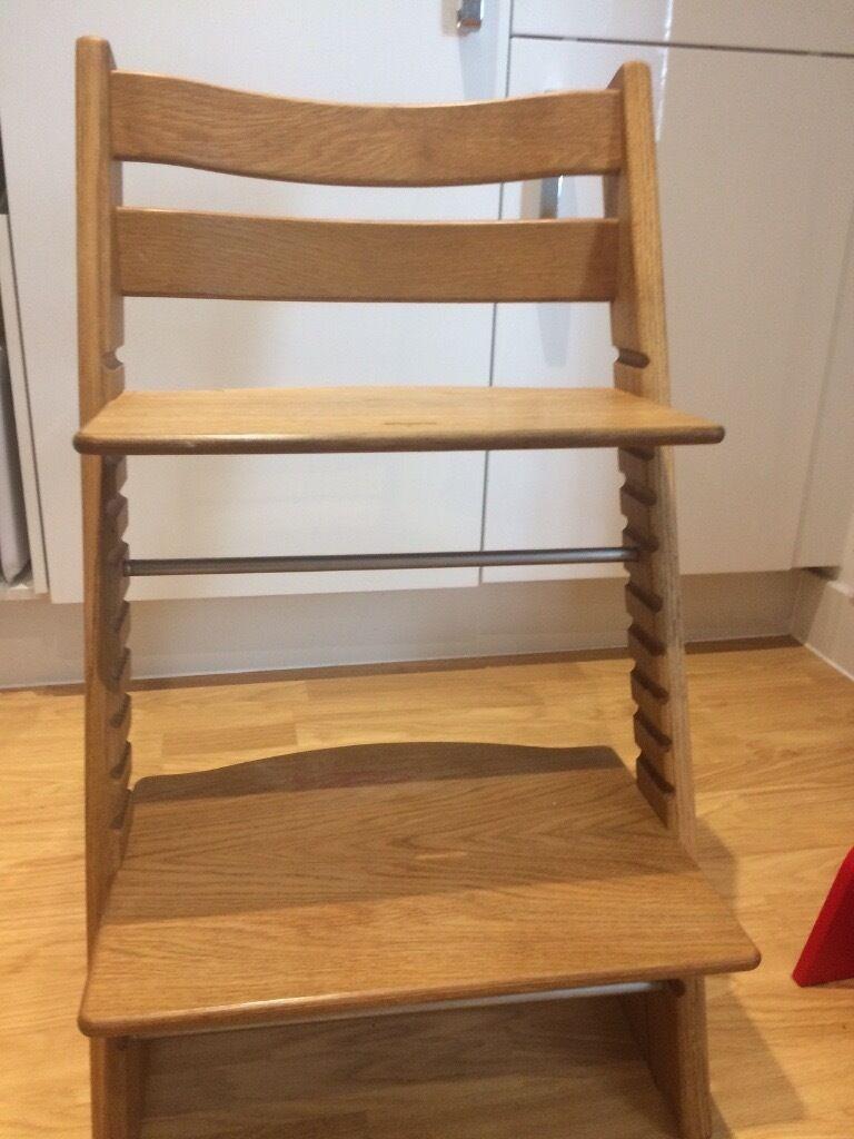 Stokke Tripp Trapp Highchair Sustainable European Oak