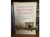 Book: Nothing to Envy
