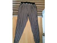 Next tapered trousers size 14