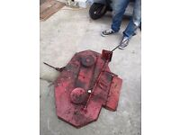 Westwood T16 Ride on lawnmower/mower spares or repair.project.
