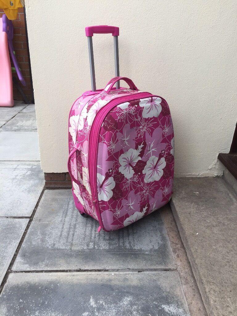 Small Pink suitcase | in Dunmurry, Belfast | Gumtree