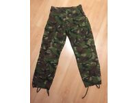 Army surplus - Lightweight combat trousers