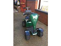 Junior Grasshopper Golf Single Seat Buggy