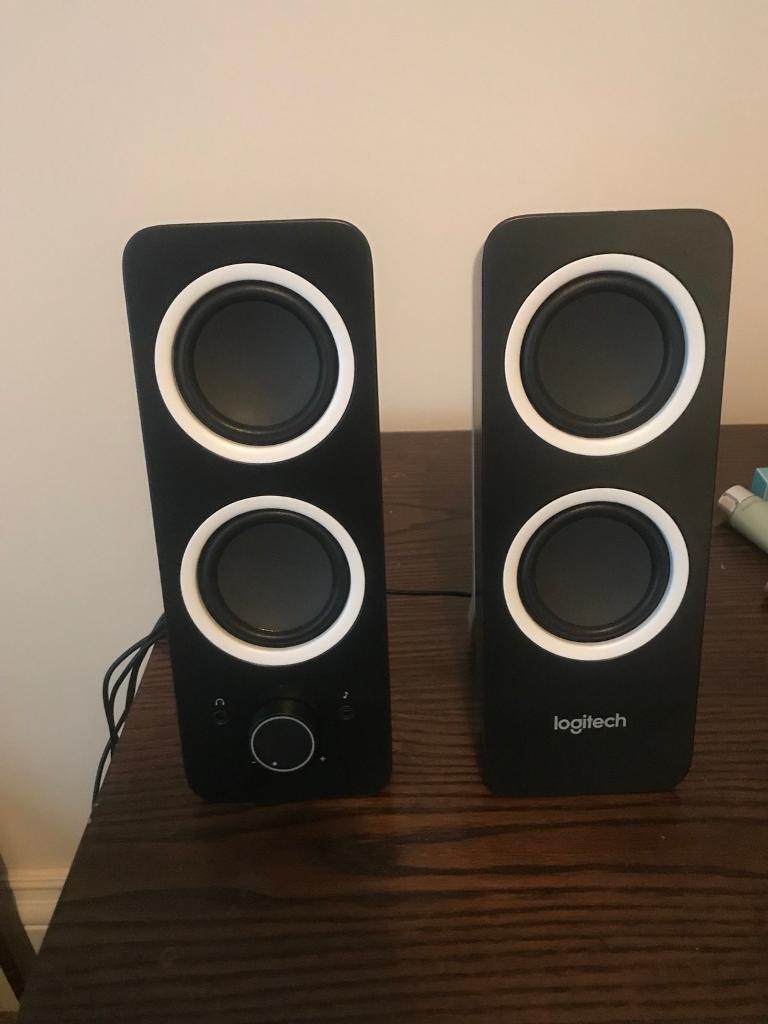 Logitech Multimedia Speakers