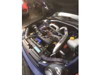 2001 SUBARU IMPREZA WRX STI PX SWAP BMW AUDI FORD TRANSIT CONNECT PICK 4X4