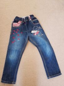 Girls 3-4 NEXT Jeans