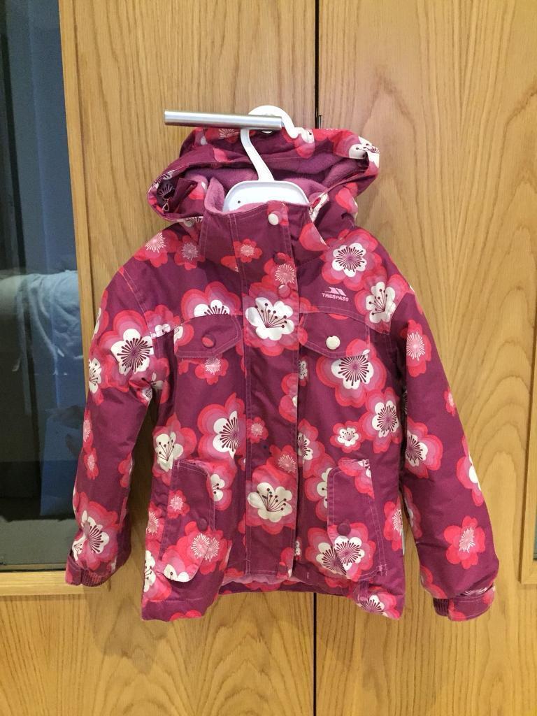 Girls winter coats 2-3yrs