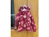 Girls winter coats 2-3yrs