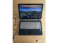HP Pavilion X360 (i5, SSD, 13.3 inch touch screen)