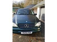 Mercedes ML 2.7tdi