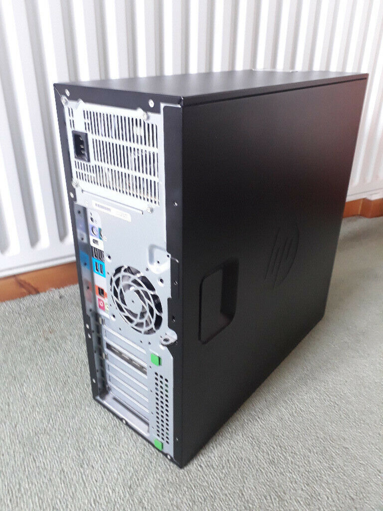 HP Z420 Workstation PC, Windows 10 64bit, Xeon Quad Core, 16GB RAM, AMD  Firepro Graphics, SSD Drive | in Norwich, Norfolk | Gumtree
