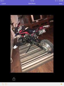 125cc 4 stroke dirtbike