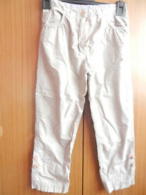 Regatta Beige Girl's Trousers