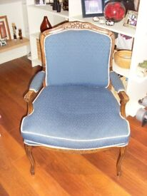 Reproduction Louis style chair