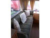 Compass omega 524 4 berth caravan
