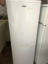 White fridge freezer for sale