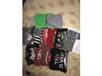 Boys clothing bundle 9/10 years