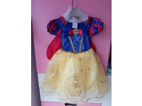 Genuine Disney Snow white dress up age 2