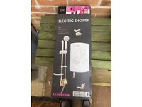 9.5 kw Electric Shower boxed and unused