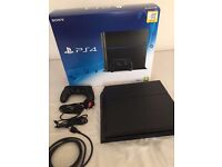 Playstation 4 (PS4) With Box NEW