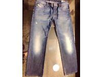 Diesel Jeans W34