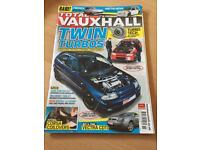 Total Vauxhall magazine November 2011 issue 129