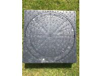 Inspection Chamber Man Hole Cover & Frame