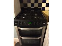 Belling double gas oven (FSG60 DO/DOP)