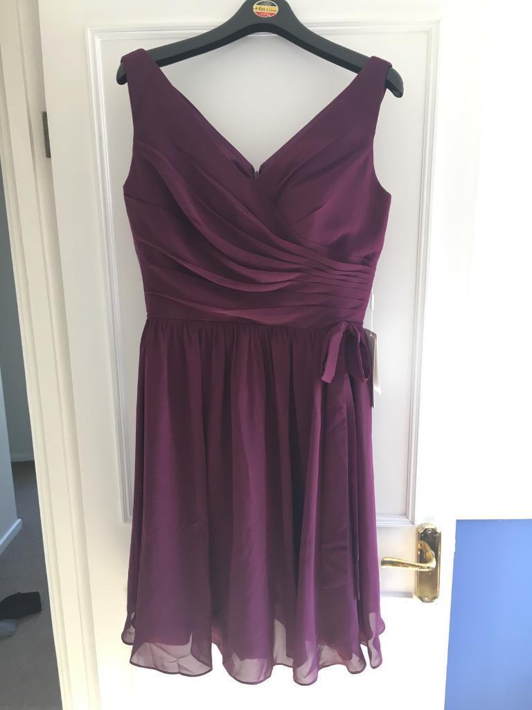 Brand new purple bridesmaid dresses size 10, 14 & 16 | in Cookridge ...