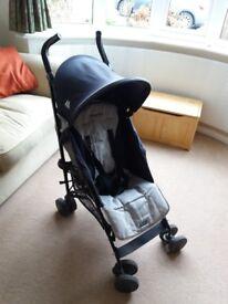 Mclaren Quest pushchair/buggy/stroller-suitable from birth