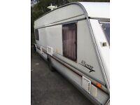 Spares or repair caravan 1996 ace viceroy 4 berth