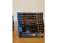 Various different blu ray bundles