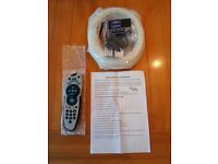 SKY HD Remote Control Magic Kit + Cable and Fittings. Brand New Never Used