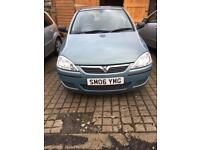 Corsa 1.2 Twinport 2006 Very low Mileage New mot