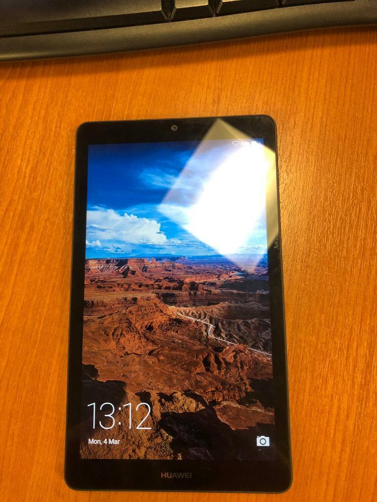 finest selection 85c40 b193f Huawei MediaPad T3 7 Inch 16GB Tablet - Black w/ Case | in Bournemouth,  Dorset | Gumtree