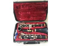 Yamaha Clarinet (YCL-26II) Ideal for beginners - strong insturment, minimal maintenance.